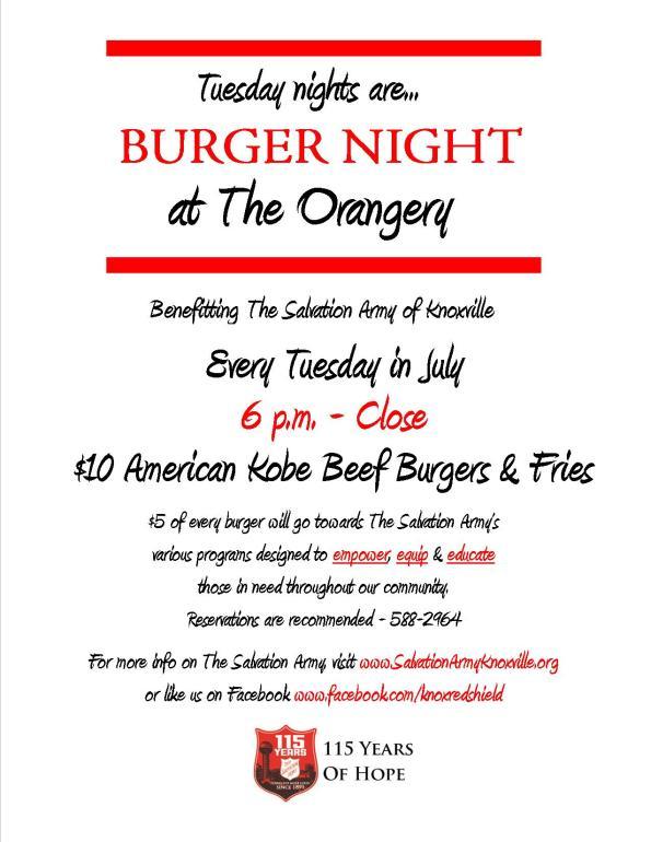 Burger Nights - Revised 7.8