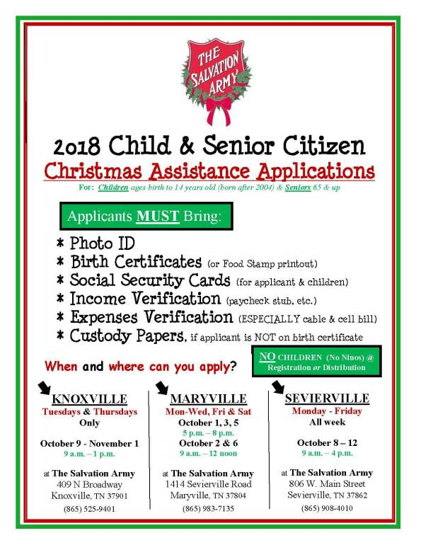 Christmas Assistance FLIER All Updated July 16 PDF